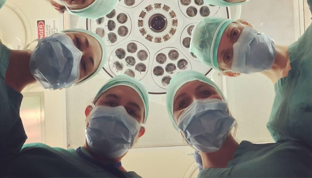 jak probíhá artroskopie ramene